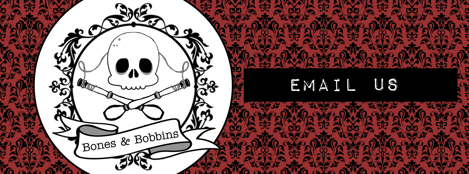 Email the Bones & Bobbins Podcast