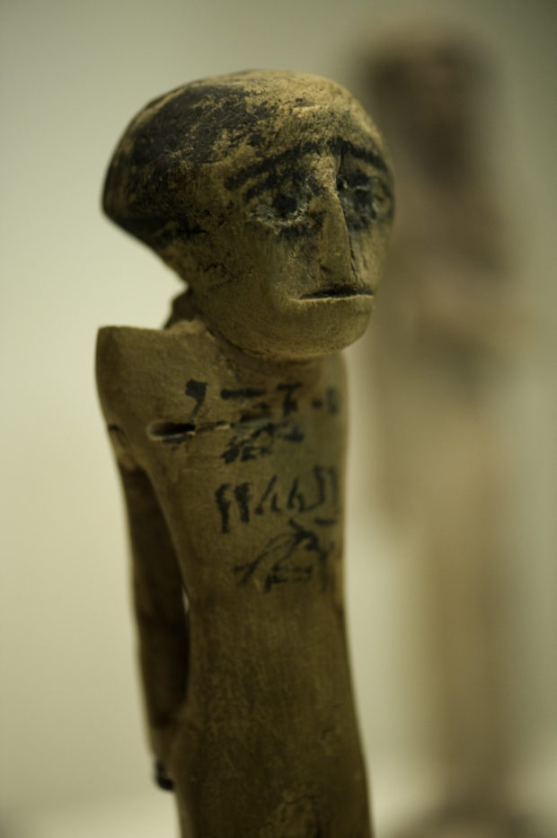 Egyptian Execration Figure